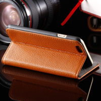 Business-Style-Luxury-Real-Genuine-Cowhide-Leather-Case-For-iPhone-6-4-7-inch-Magnetic-Flip (1)