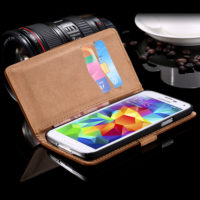 2015-Brand-New-Brown-Luxury-Vintage-Cell-Phone-Case-For-Samsung-Galaxy-S5-I9600-SV-High (1)