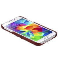Card-Slot-Design-Luxury-Retro-Leather-Case-For-Samsung-Galaxy-S5-SV-I9600-Brown-Fashion-Brand