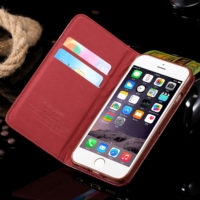 Fashion-Pastoral-Weave-Pattern-PU-Leather-Magnetic-Flip-Phone-Case-For-Apple-iPhone-6-4-7