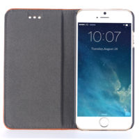 Stand-Wallet-Style-Lichee-Pattern-Genuine-Leather-Flip-Case-For-Apple-iPhone-6-Plus-5-5